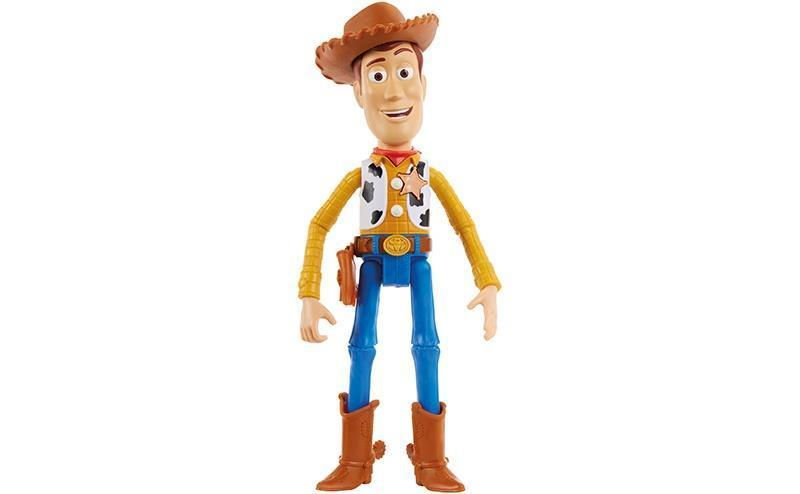 WOODY 18CM PARLANCHIN+15 FRASES