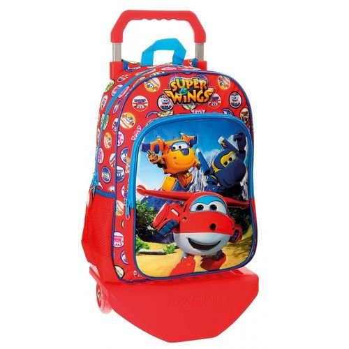 MOCHILA ADAP. 38CM.C/CARRO SUPER WINGS MOUNTAIN