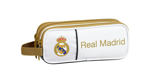 PORTATODO TRIPLE REAL MADRID 1ª EQUIP 19/20