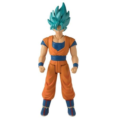 FIGURA DRAGON BALL GOKU SUPER SAIYAN BLUE