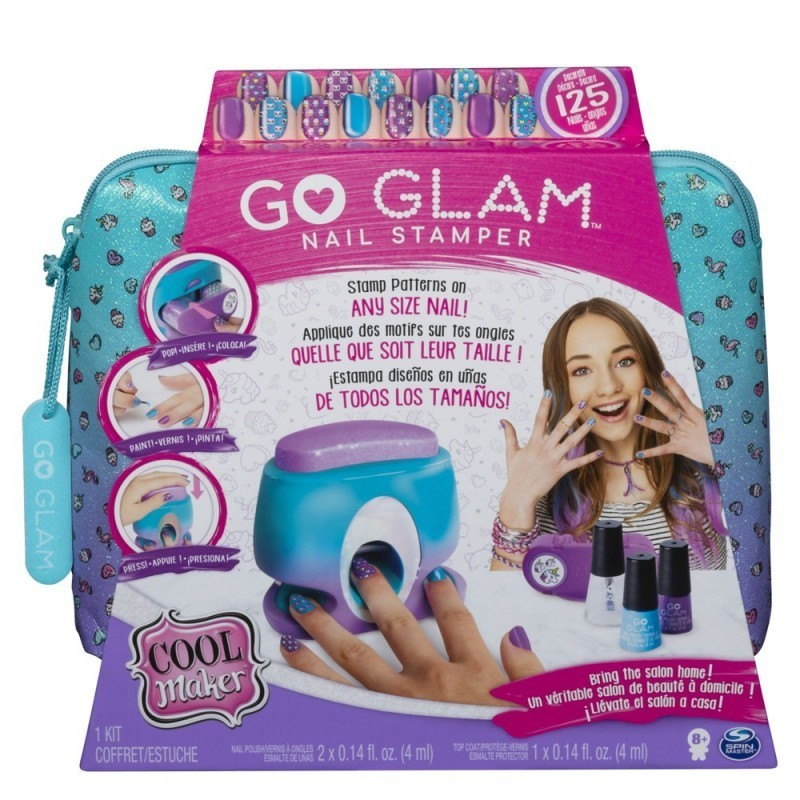 ESTUDIO DE UÑAS GLAMOUR COOL MAKER